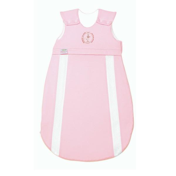 Odenwälder BabyNest ♥ Baby Schlafsack Prima-Klima, pink