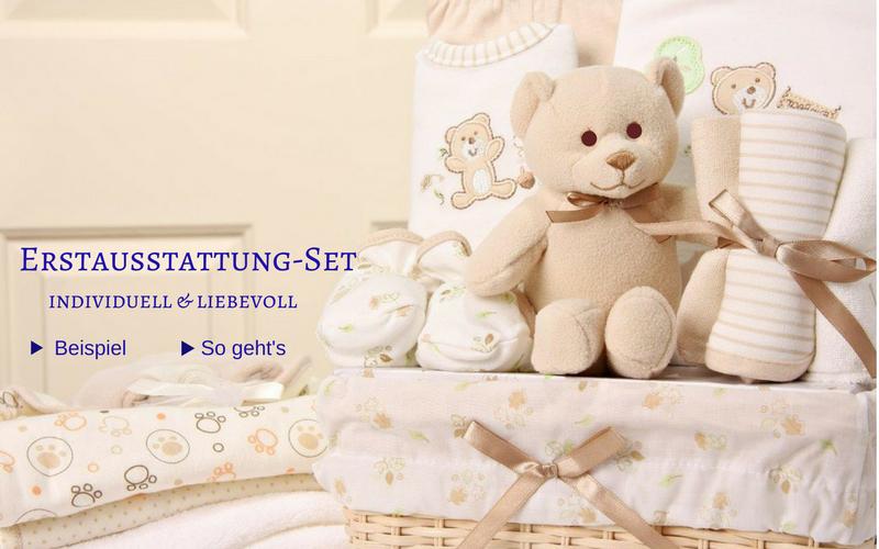 on sale 8b800 66191 Exklusive Baby-Erstausstattung - ein gelungener Start mit ...
