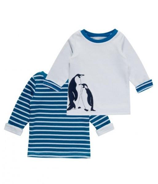 Langarmshirt PINGUIN Bio-Baumwolle