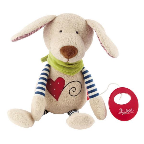 Spieluhr Hund Sigikid 40844