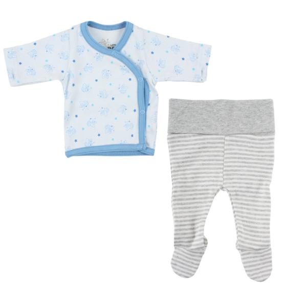 Frühchen-Set Shirt und Hose Fixoni