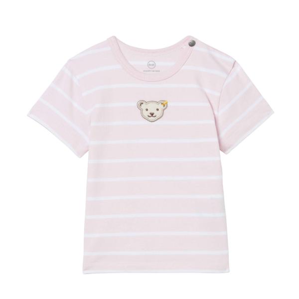 Steiff ♥ MädchenT-Shirt ♥ BARELY PINK L001912501