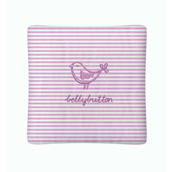 Bellybutton ♥ Baby Körnerkissen Vögelchen, rosa