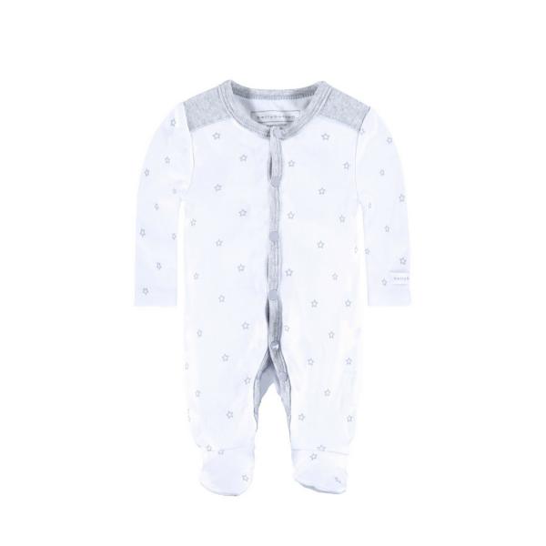 Baby-Pyjama STARS Organic Cotton von Bellybutton