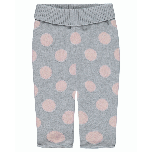 Bellybutton ♥ Mädchen Strick Leggings Lots of Dots ♥ shadow