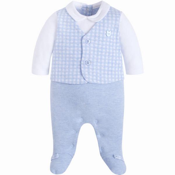 Festlicher Baby-Strampler BOY 2617 Mayoral