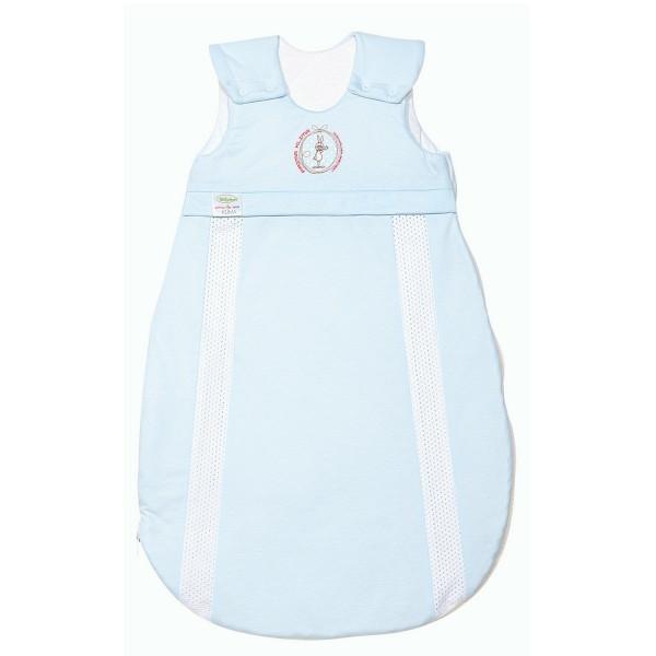 Odenwälder BabyNest ♥ Baby Schlafsack Prima-Klima, blau