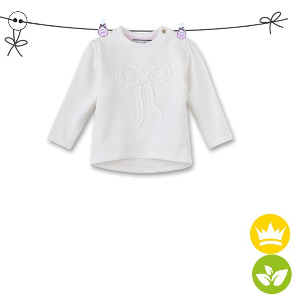 elegantes Baby-Shirt Mädchen