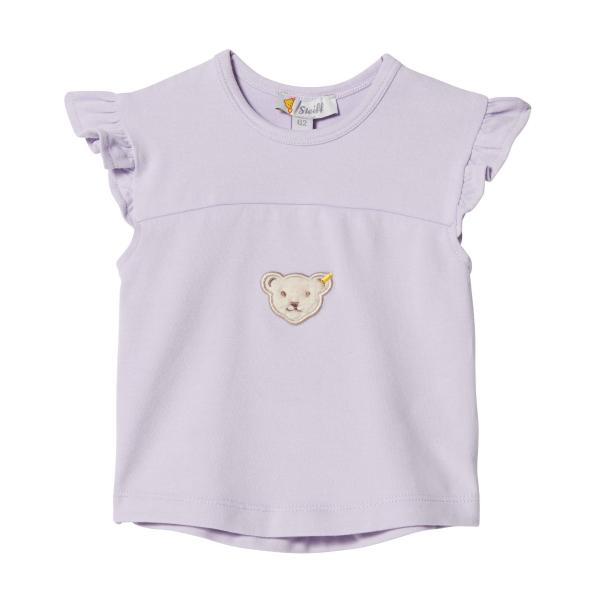 Steiff ♥ Mädchen T-Shirt, PASTEL LILAC, L001913407