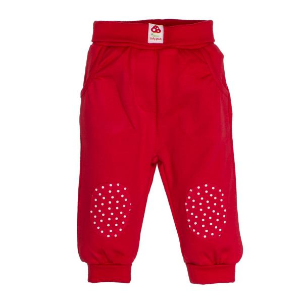 Baby-Jogginghose rot
