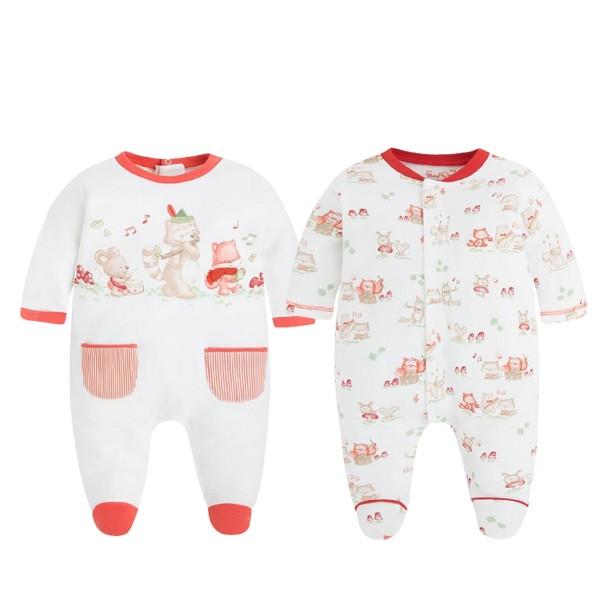 Mayoral ♥ Set ♥ Overall-Pyjama ♥ Koralle