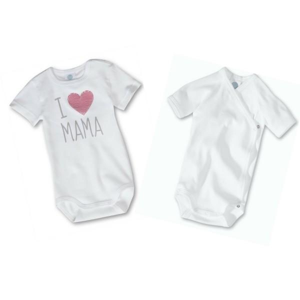 Body Set Sanetta I love Mama