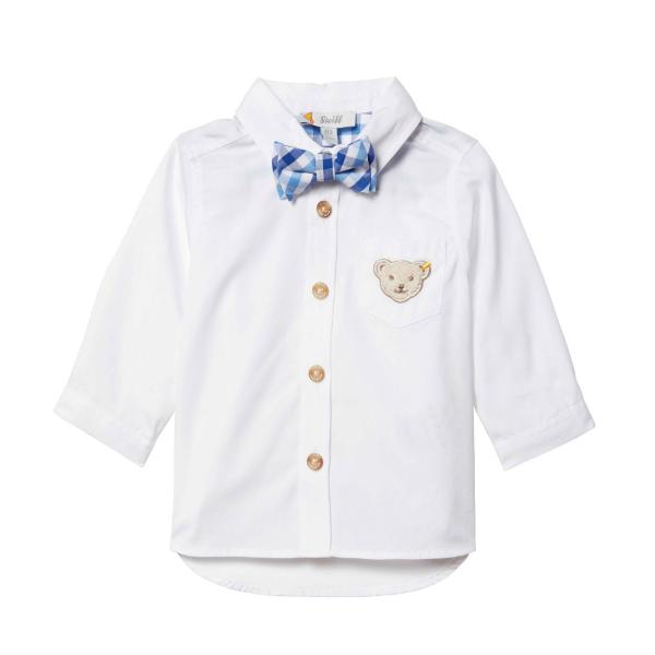 Steiff ♥ Jungen Hemd ♥ Bright White