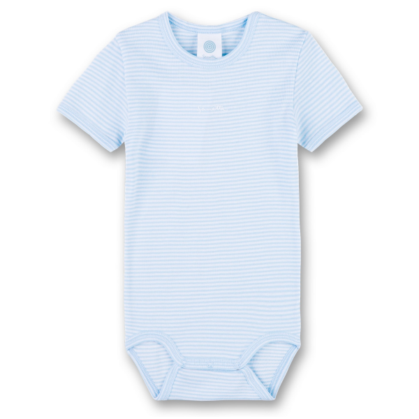 Sanetta ♥ Jungen Body halbarm ♥ blau (322460)