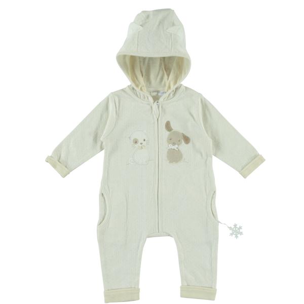 Baby Overall mit Ohren BELLO von Minibanda Midell 3N658