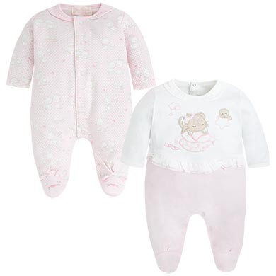 """Mayoral ♥ Baby Schlafoverall Set """"LINDA"""""""