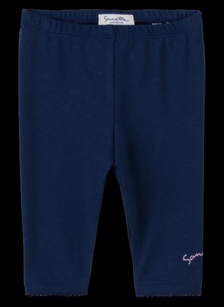 Baby-Leggings dunkelblau für Mädchen