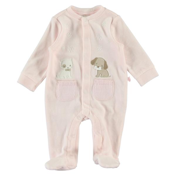 Einteiliger Schlafanzug BELLO AILA von Minibanda