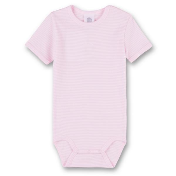 Sanetta ♥ Mädchen Body halbarm ♥ rosa (322460)