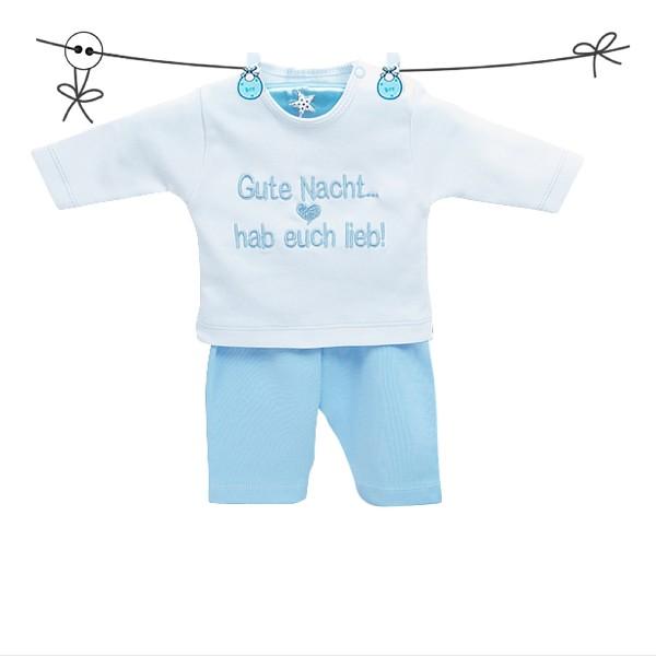 Baby-Schlafanzug PAUL von Milarda