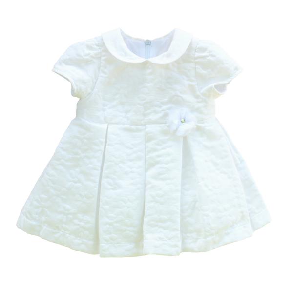 Festliches Babykleid White Dream von Minibanda