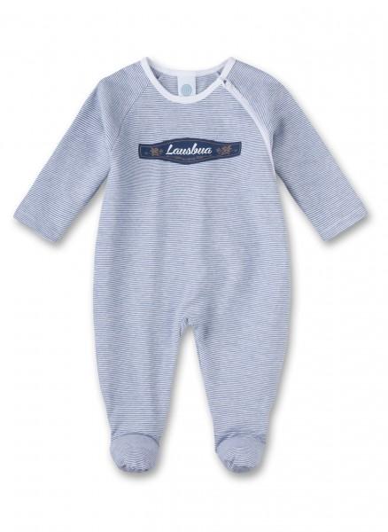 "Sanetta ♥ Baby Pyjama Schlafoverall ""Lausbua"""