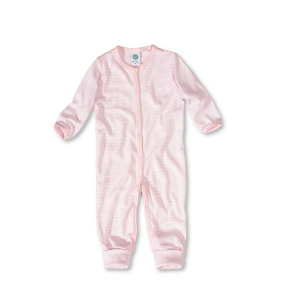 Sanetta ♥ Mädchen-Schlafoverall ♥ pink/white
