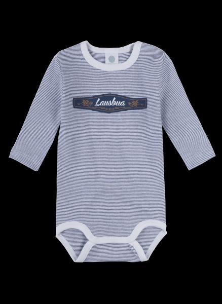 Baby-Trachtenbody Lausbua von Sanetta 322220
