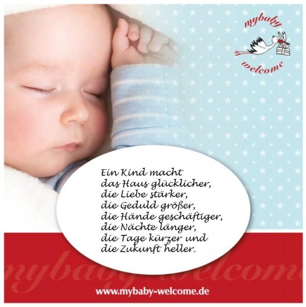 Gedicht-zur-Geburt-eines-Jungen-Ein-Kind-macht-das-Haus