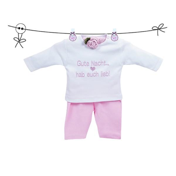Baby-Schlafanzug PIA von Milarda