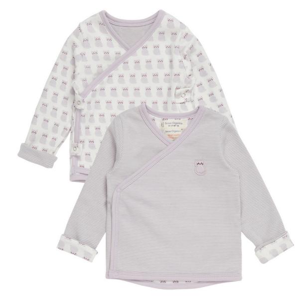 Baby-Wickeljacke  CATS in lavendel WANDA 1722709