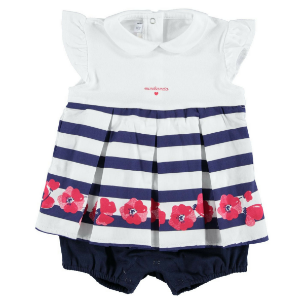 Baby-Spieler Kleidchen FLOWER Minibanda