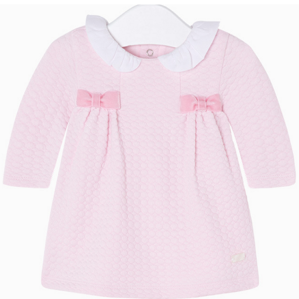 Mayoral  Festliches Babykleid 2805 rosa